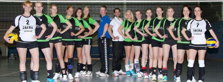 SCL 1. Damen Team 2014/2015